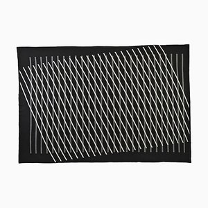 Optical Lines Blanket from Roberta Licini