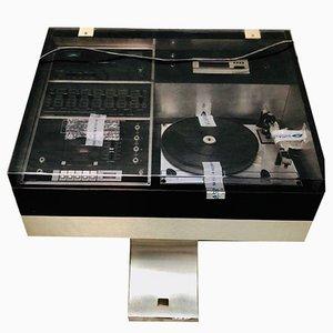 Vintage Hifi-Stereoanlage C-105 von Willy Rizzo