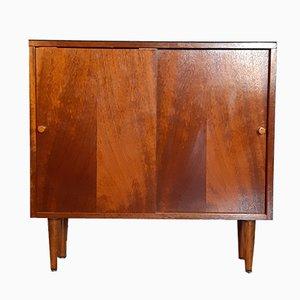Mid-Century Beech Cabinet, 1960s