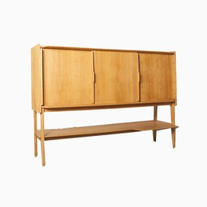 Mid-Century French Oak Sideboard, 1960s