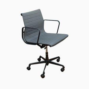 Chaise de Bureau en Aluminium par Charles & Ray Eames pour Vitra, 1980s