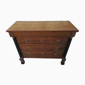 Commode Antique en Noyer
