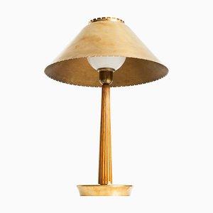 Lámpara de mesa vintage de Hans Bergström para ASEA, años 50