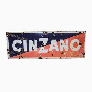 Panneau Publicitaire Vintage