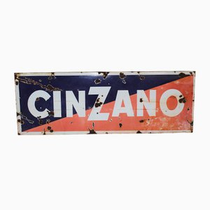 Vintage Advertising Sign