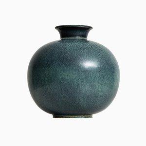 Jarrón de cerámica de Gunnar Nylund para Rörstrand, años 60