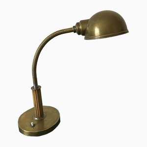 Mid-Century Articulated Table Lamp, 1940s