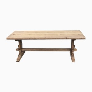 Antique French Oak Farmhouse Kitchen Table
