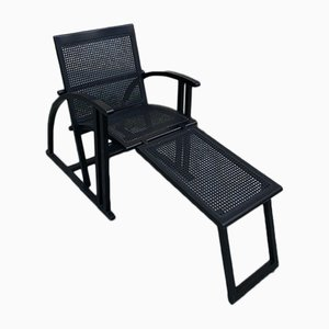 Arc Deck Chair by Pascal Mourgue for Pamco Triconfort, 1980s