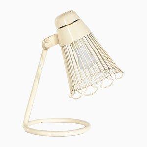 Lampe de Bureau Industrielle en Métal Crème de Philips, 1970s