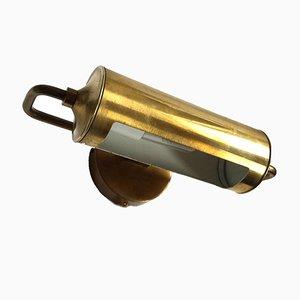 German Brass Sconce from Neuhaus Leuchten, 1960s