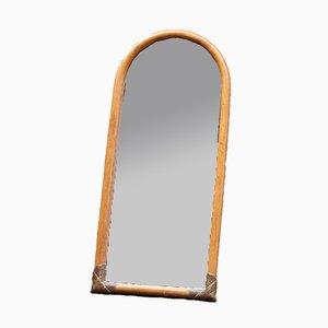 Mid-Century Bohemian French Mirror, 1960s