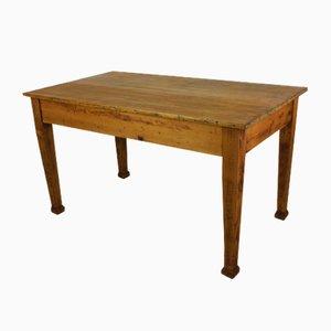 Vintage Schreibtisch aus Holz, 1930er