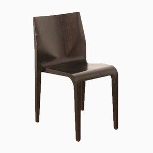 Laleggera Stuhl aus Eiche & Polyurethan von Riccardo Blumer für Alias, 1990er