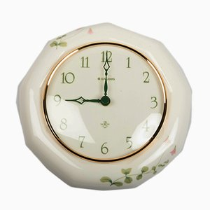 German Linnea Clock by Jackie Lynd for Rorstrand, 1960s
