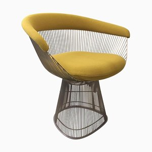 Wire Side Chair by Warren Platner for Knoll Inc., 1970s