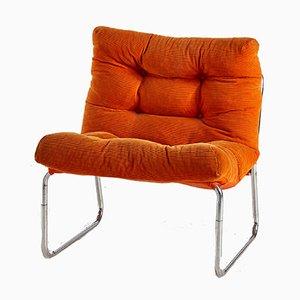Mid-Century Sessel mit Röhrengestell, 1960er