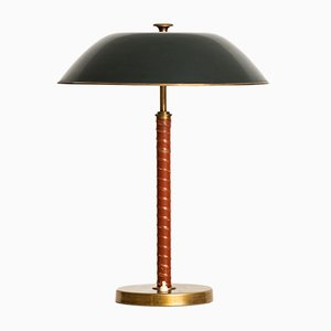 Mid-Century Table Lamp by Harald Notini for Böhlmarks, 1950s