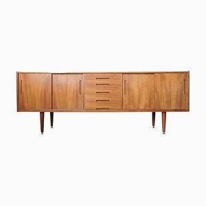 Large Teak Sideboard by Nils Jonsson for Hugo Troeds, 1950s