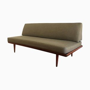 Minerva Daybed Sofa by Peter Hvidt & Orla Mølgaard Nielsen for France & Søn, 1960s