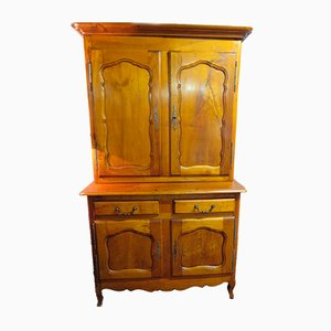 Antique French Louis Philippe Cherry Buffet