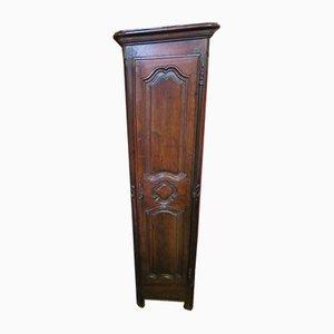 Mueble francés antiguo de roble tallado