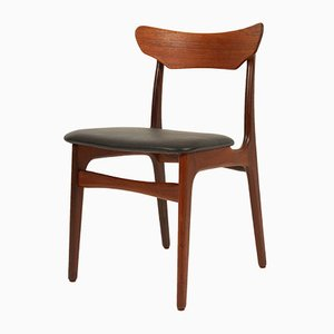 Danish Dining Chairs by Schiønning & Elgaard for Randers Møbelfabrik, 1960s, Set of 6