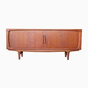 Enfilade en Teck par Johannes Andersen pour Falster Furniture, Danemark, 1960s