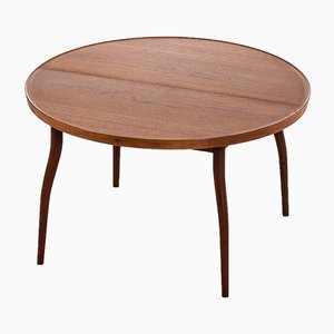 Danish Teak Dining Table by Finn Juhl for Niels Vodder, 1950s