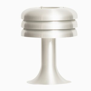 Aluminum BN-25 Table Lamp by Hans-Agne Jakobsson, 1960s