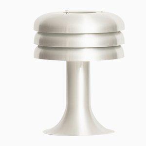 Lámpara de mesa BN-25 de aluminio de Hans-Agne Jakobsson, años 60