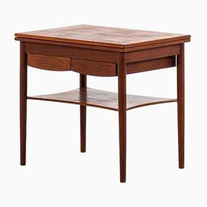 Table d'Appoint Modèle 149 en Teck par Børge Mogensen pour Søborg Møbelfabrik, Danemark, 1950s