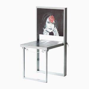 Chaise d'Appoint Illusion par Mercedes Eirín pour Universo Eirín