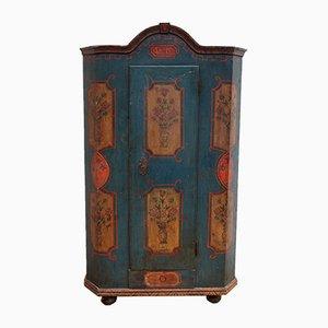 Antique Wooden Wardrobe, 1818