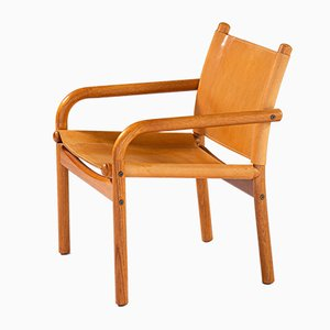 Danish Easy Chairs from Bernstorffsminde Møbelfabrik, 1960s, Set of 3