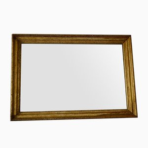 Espejo francés dorado, años 40