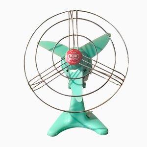 Ventilador modelo Kind italiano de BJM, años 60
