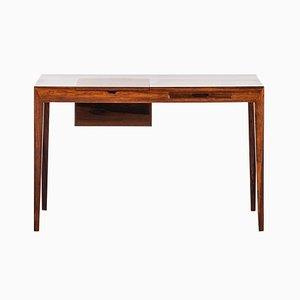 Modell 65 Schreibtisch von Severin Hansen für Haslev Møbelsnedkeri, 1950er