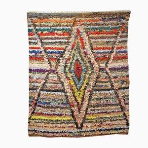 Mid-Century Rag Carpet, 1950s