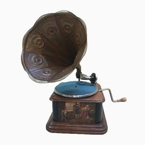 Gramófono de Weber, años 30