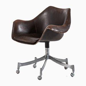 Danish Model 932 Desk Chair by Jørgen Lund & Ole Larsen, 1960s