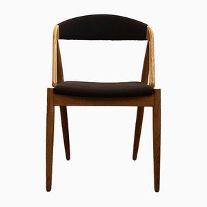 Danish Model 31 Oak Dining Chair by Kai Kristiansen, 1960s