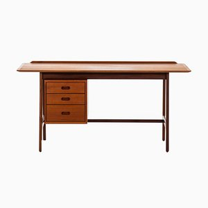 Desk by Arne Vodder for Vamo Sønderborg, 1950s