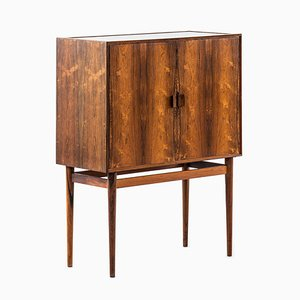 Mueble bar de Helge Vestergaard Jensen, años 50