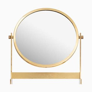 Mid-Century Scandinavian Modern Mirror, 1950s