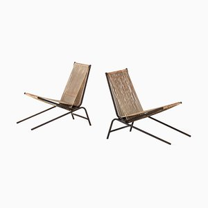 Garden Chairs, 1952, Set of 2