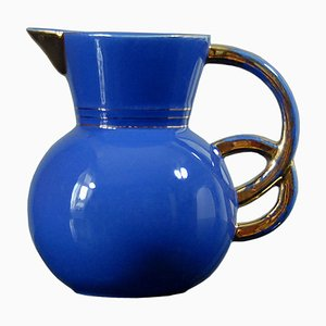Belgian Jug by R. Chevalier for Boch Freres, 1930s