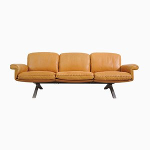 Vintage Leather DS 31 Sofa from de Sede, 1970s
