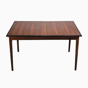 German Palisander Dining Table from Lübke, 1950s