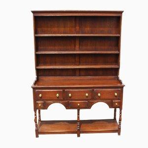 Mid-Century Oak Dresser, 1950s